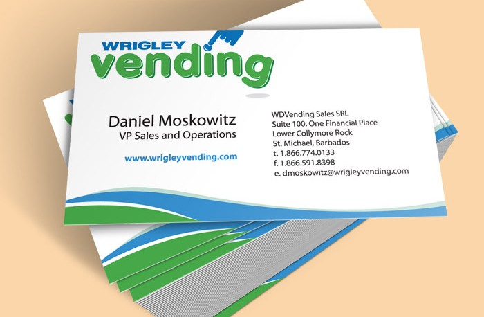 Wrigley vending business card rocket media wrigley vending business card colourmoves